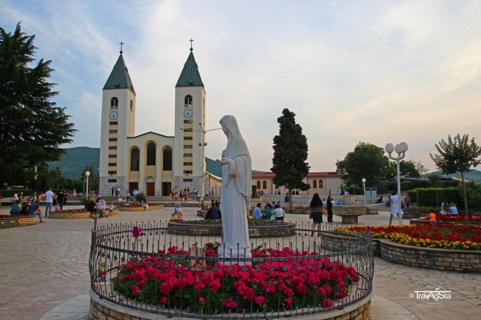 Medugorje, St. Jakob Church