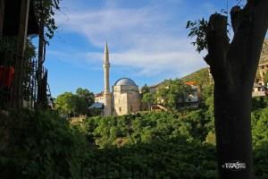 Mostar, Karadozbeg Mosque