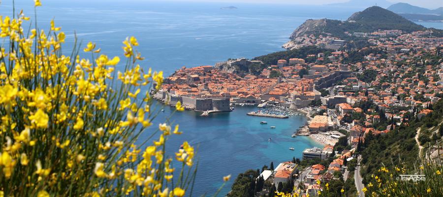 Dubrovnik-Traumstadt an der Dalmatinischen Küste!