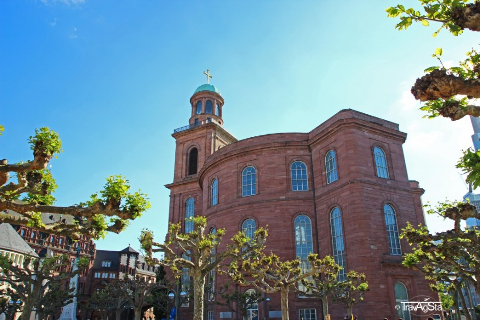 Paulskirche, Frankfurt am Main, Germany
