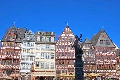 Samstagsberg/Römer, Frankfurt am Main, Germany
