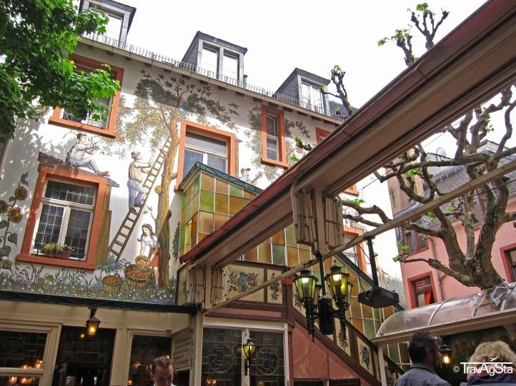 Zum Gemalten Haus, Frankfurt am Main, Germany