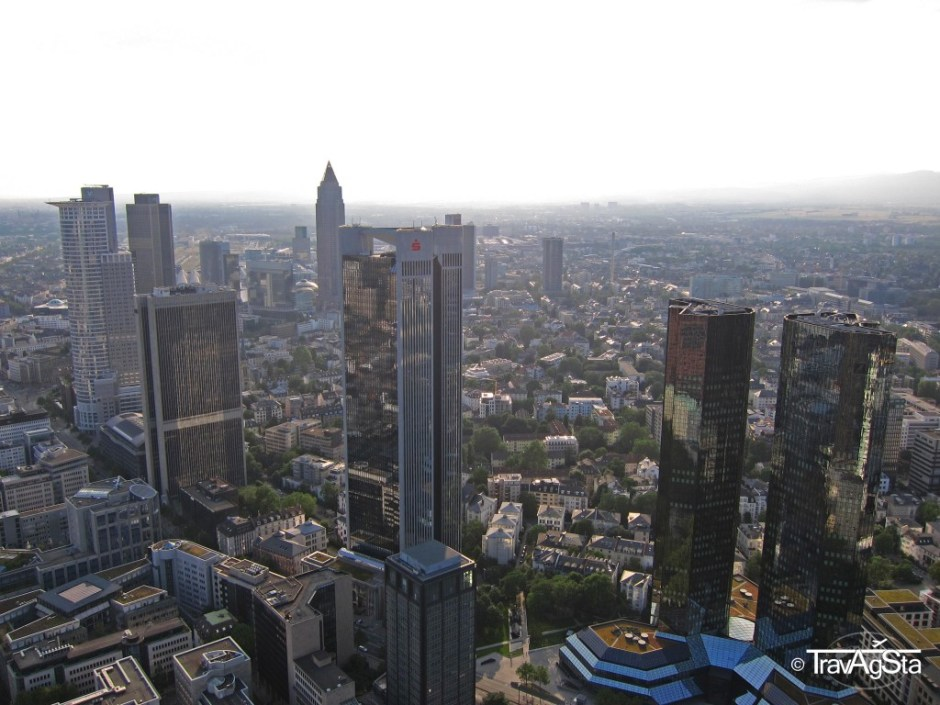 Main Tower, Frankfurt am Main, Germany