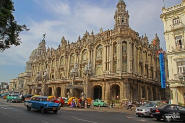 Havana, Cuba; Gran Teatro
