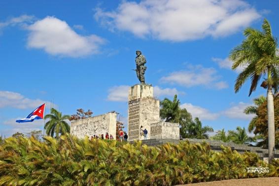 Monumento y Memorial Ernesto Che Guevara,Santa Clara, Cuba