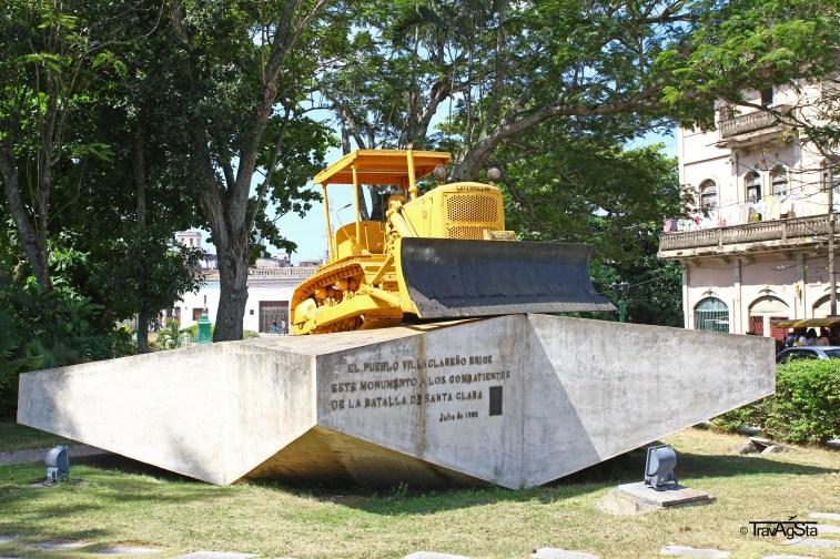 Monumento Nacional del Tren Blindado, Santa Clara, Cuba