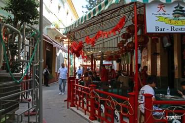Havana, Cuba; Barrio Chino
