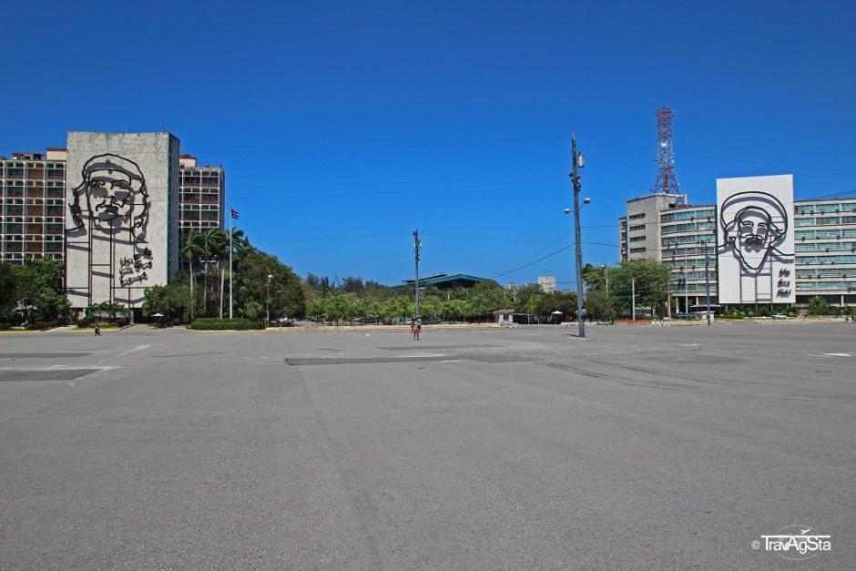 Plaza de la Revolución, Havana, Cuba