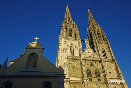 Cathedral, Regensburg, Germany