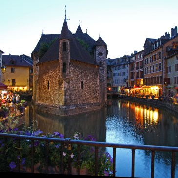 Annecy – France without Germans!