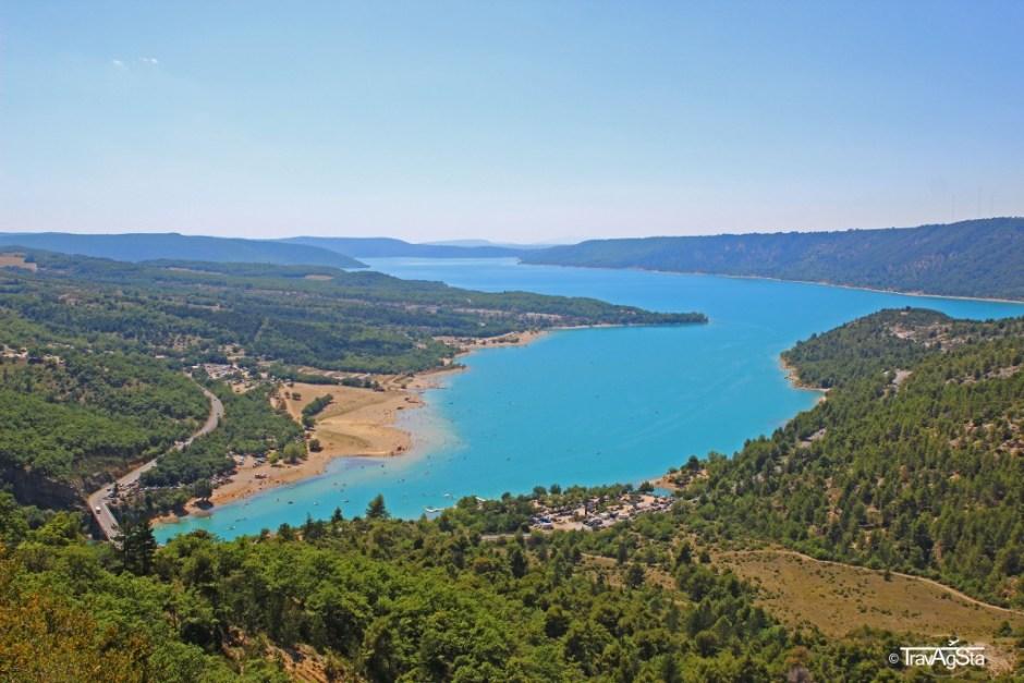 Lac de Sainte-Croix, Provence, France