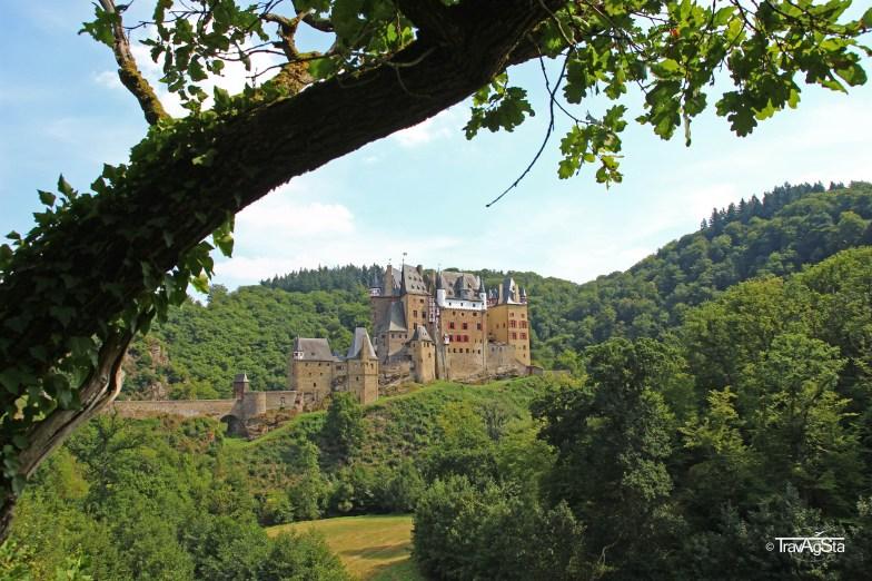 Mosel Burg Eltzt