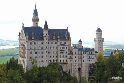 Neuschwansstein Castle, Bavaria, Germany