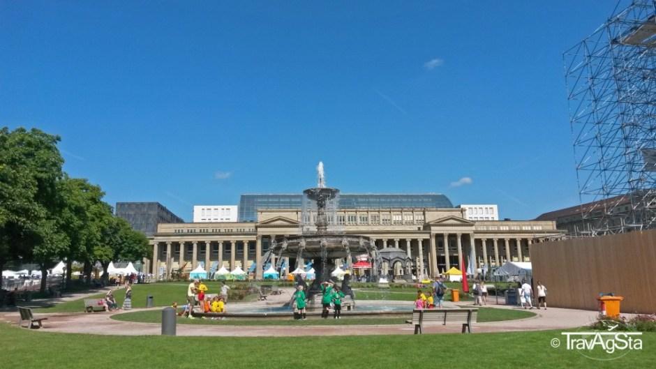 Stuttgart, Baden-Württemberg, Germany