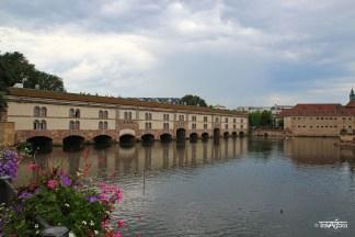 Barrage Vauban, Strasbourg, Alsace, France