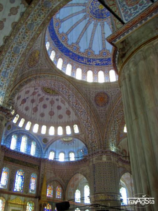 Blaue Moscheet