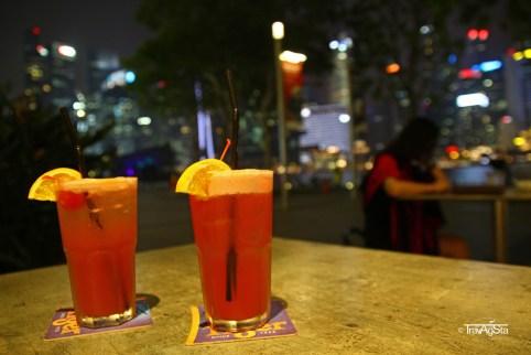 Singapore Sling, Singapore