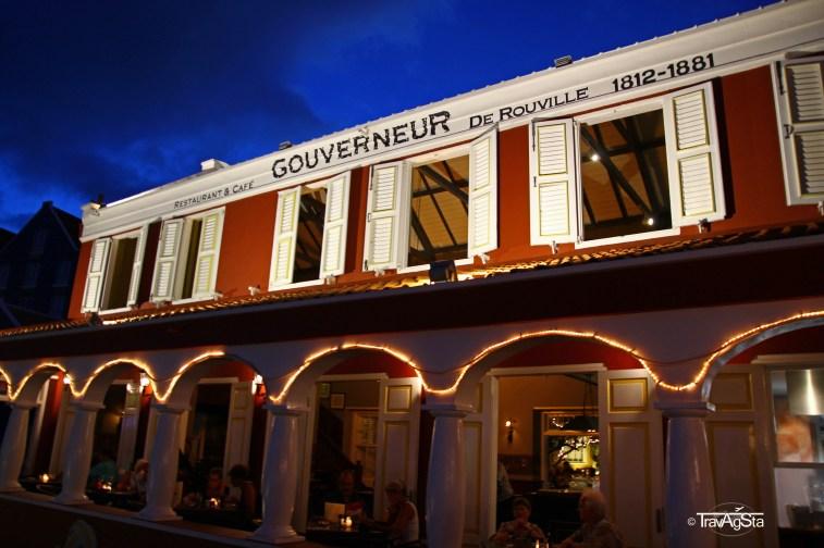 Gouverneur de Rouveville, Willemstad, Curaçao