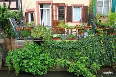 La Petite France, Strasbourg, Alsace, France