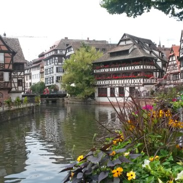 One day in Strasbourg!