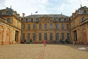 Palais Rohan, Strasbourg, Alsace, France