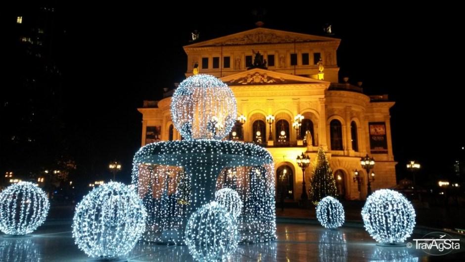 Alte Oper, Frankfurt, Germany