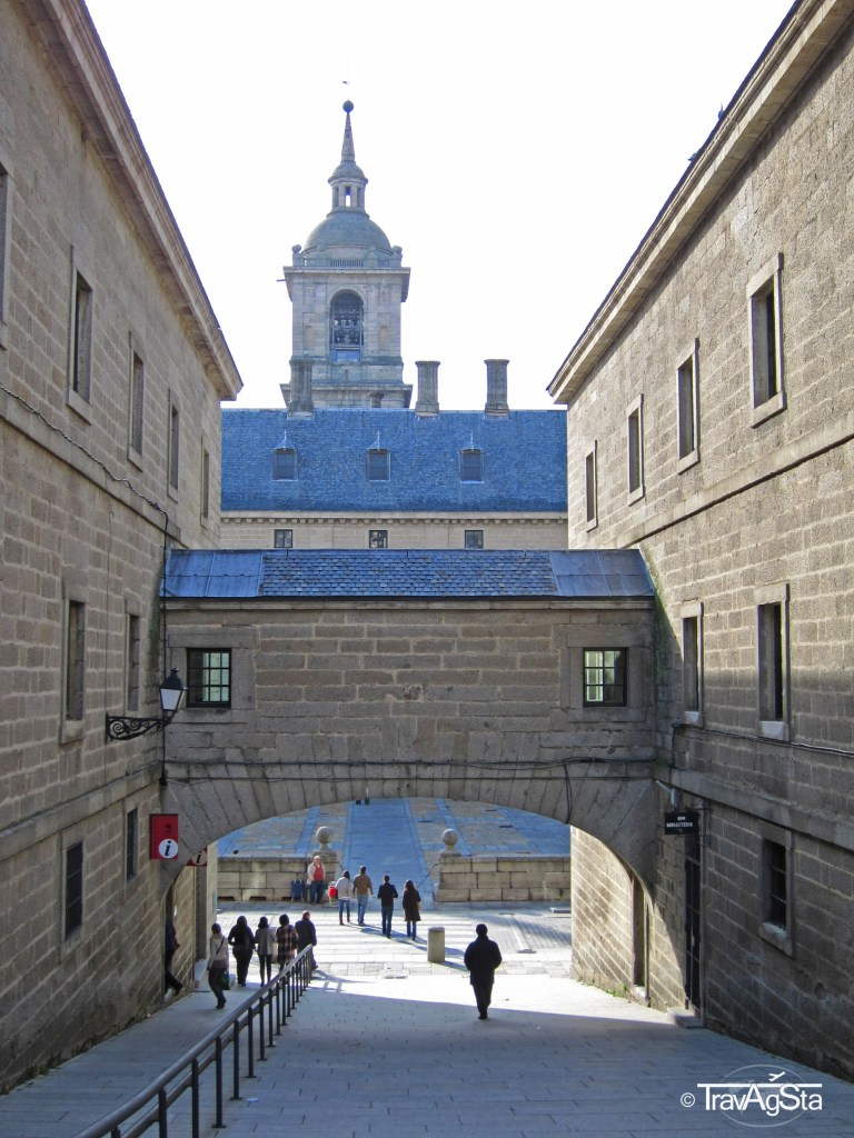 Real Sitio de San Lorenzo de El Escorial, El Escorial, Madrid, Spain