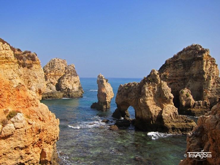 Ponta da Piedade, Algarve, Portugal