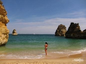 Praia do Camillo, Algarve, Portugal
