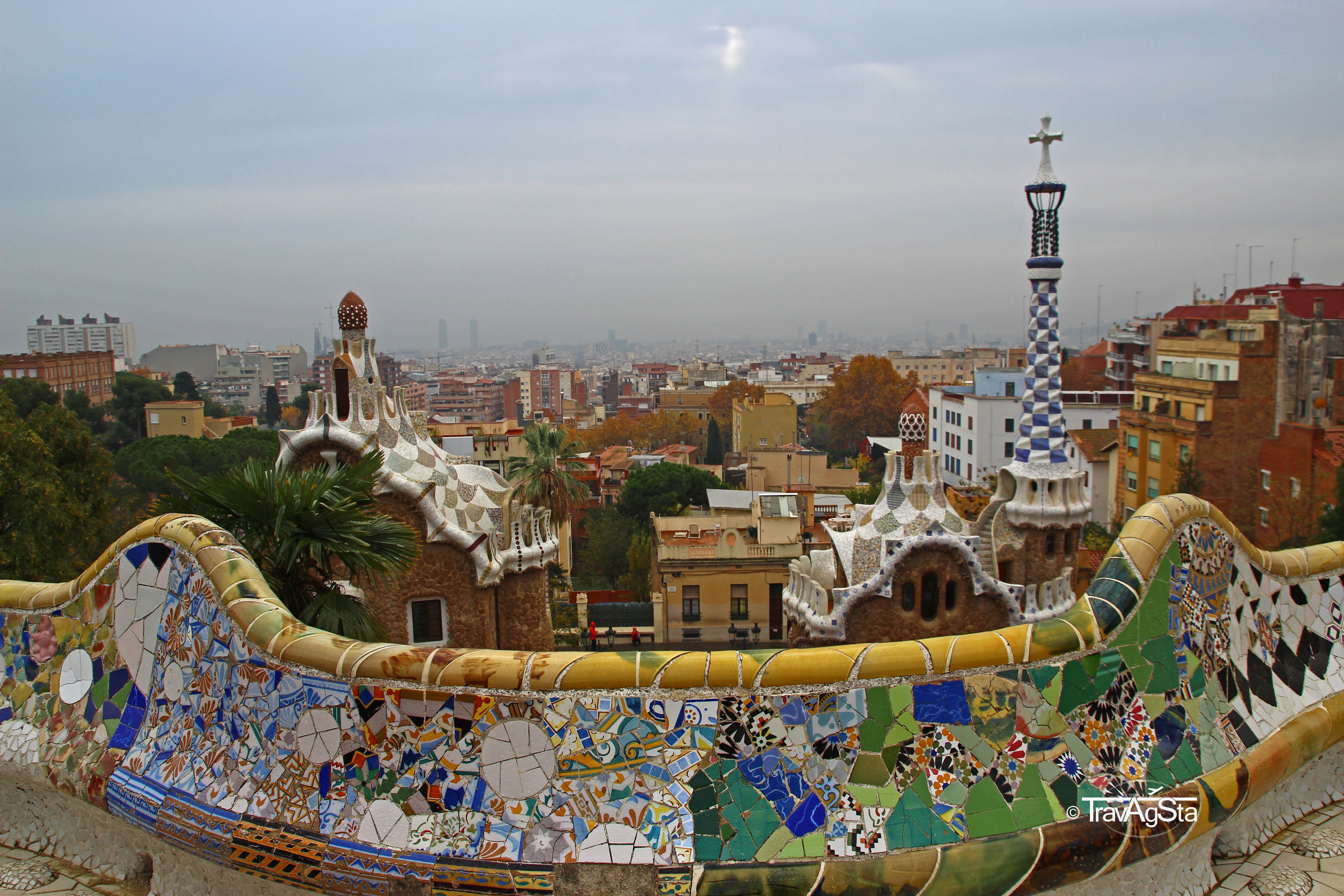 Citytrip to Barcelona – Gaudí, Iberico & a little bit of Christmas! Part 1
