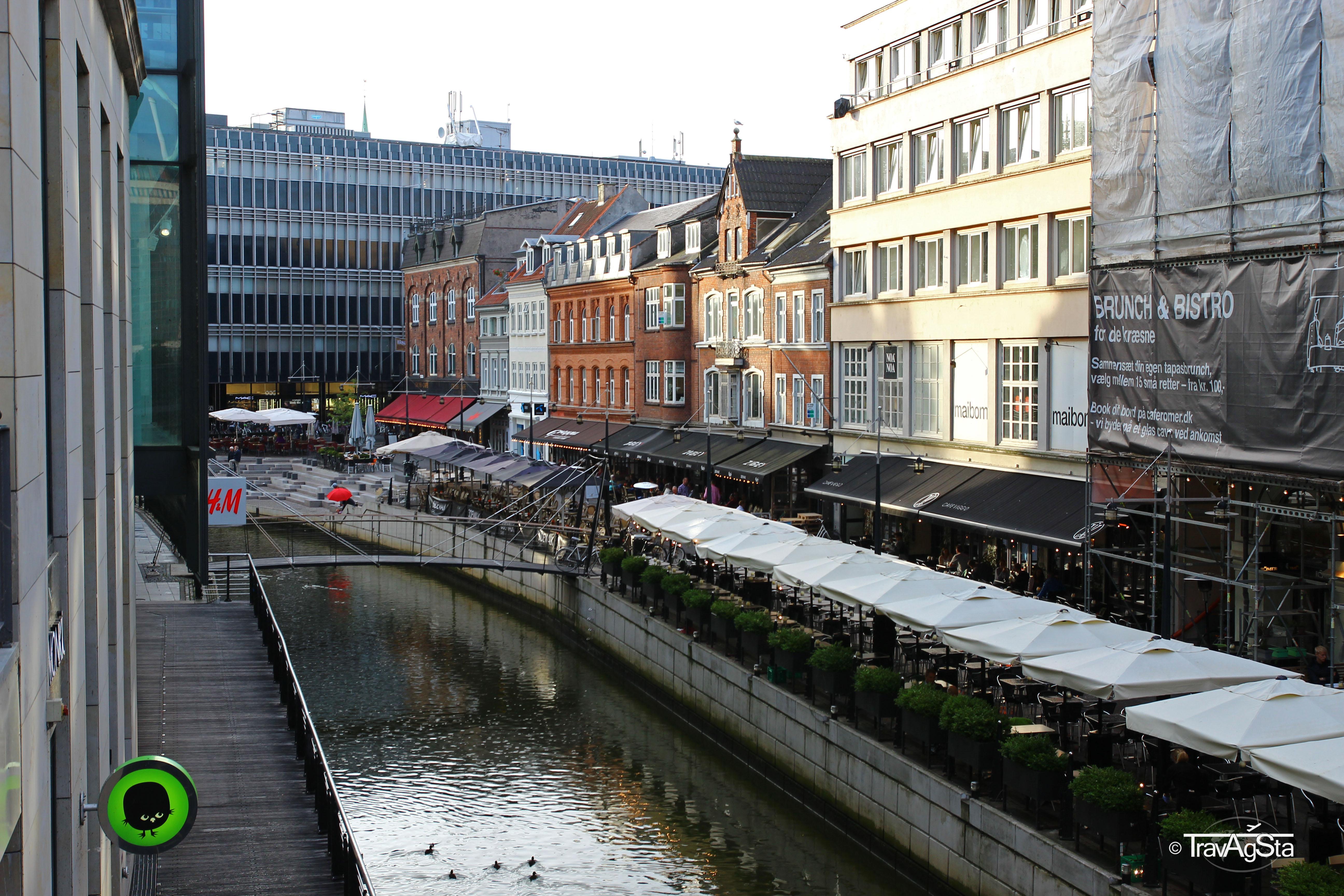 Danish dream Aarhus – expensive but sexy!