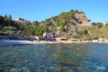 Spiagga Mazzaro, Sicily, Italy