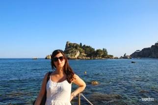 Isola Bella, Sicily, Italy