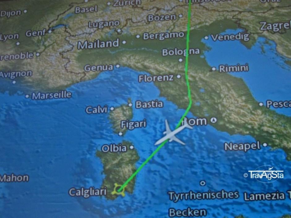 AirBerlin, Cagliari