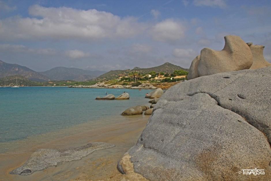 Spiaggia Cala Caterina, Sardinia, Italy