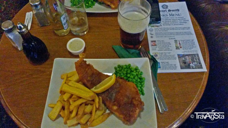 Fish & Chips, London, United Kingdom