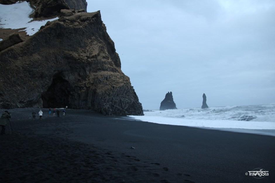 Reynisdrangar/ Reynisfijara, Vík, Iceland