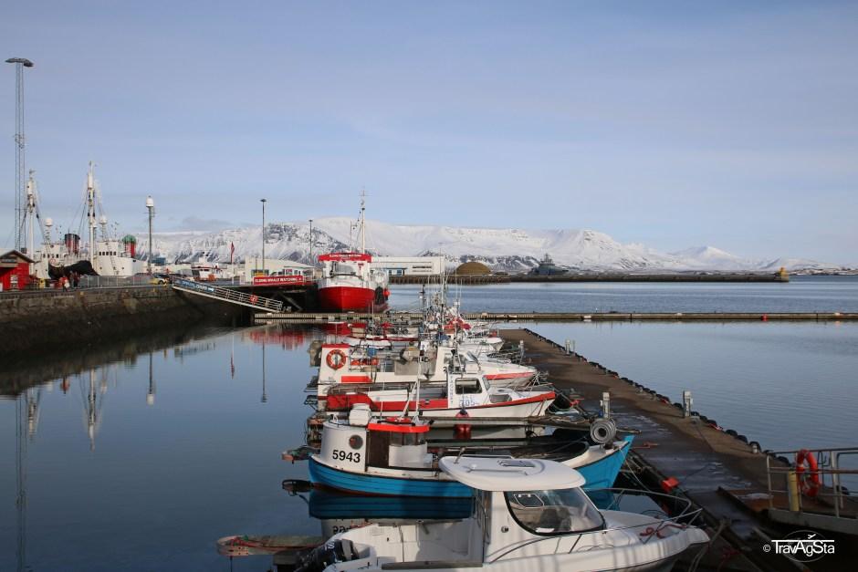 Old Harbour, Reykjavik, Iceland