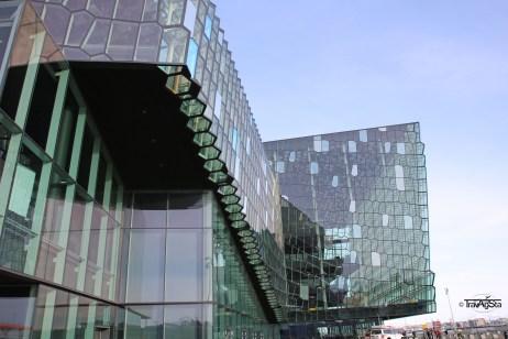 Concert Hall Harpa, Reykjavik, Iceland