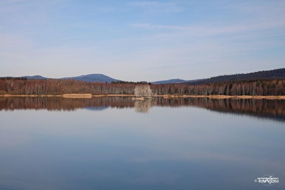 Lipno Dam, Czech Republic
