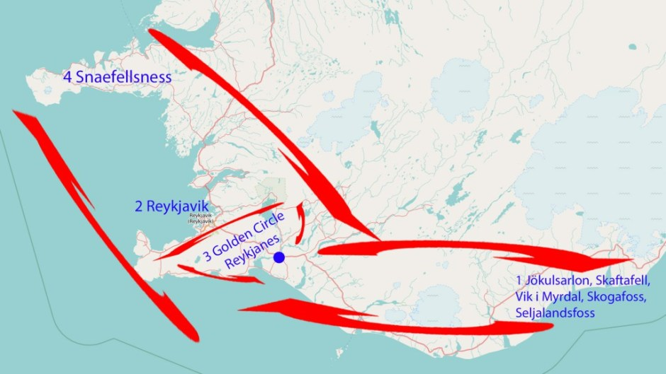 Itinerary_Iceland