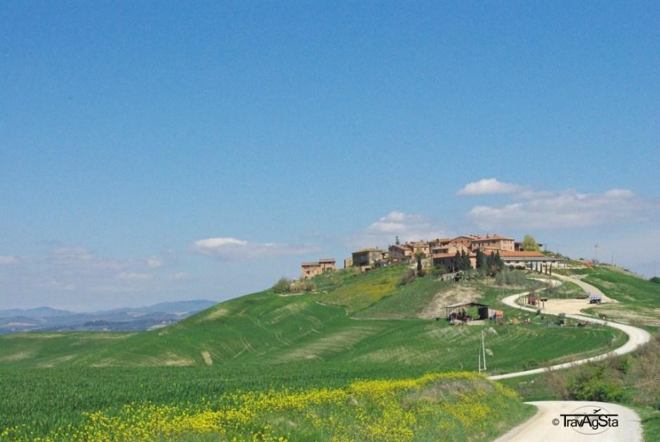 Crete Senesi/ Chianti, Tuscany, Italy