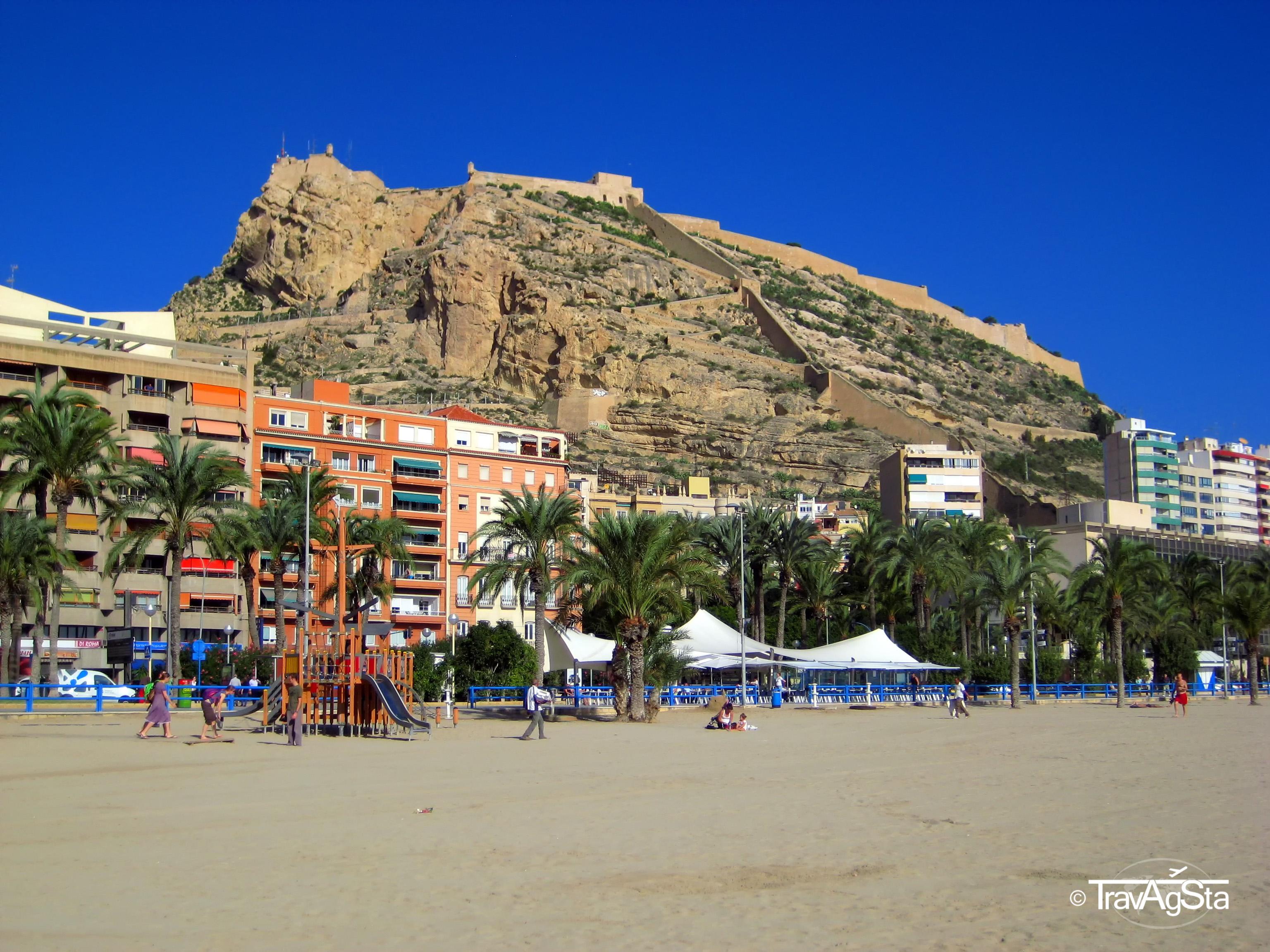 Costa Blanca – die weiße Küste Südspaniens!