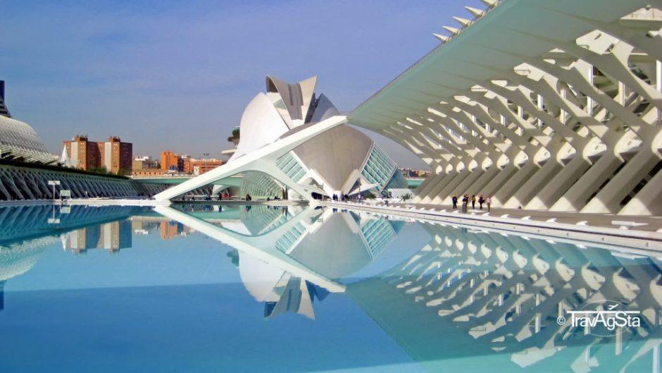 Museo de las Ciencias Príncipe Felipe, Ciutat de les Arts i de les Ciències, Valencia, Spain