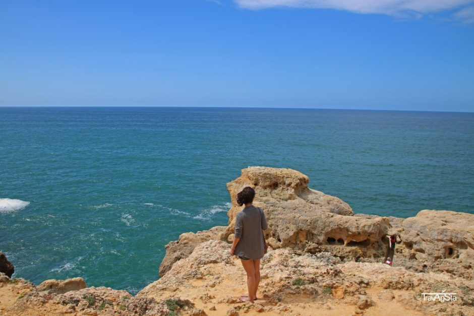 Cliff Walk, Carvoeiro, Algarve, Portugal