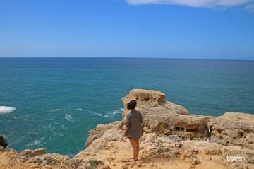 Cliff Walk, Carvoeiro, Algarve, Portugal