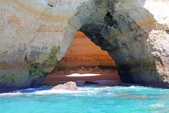 Benagil Boat Trip, Algarve, Portugal