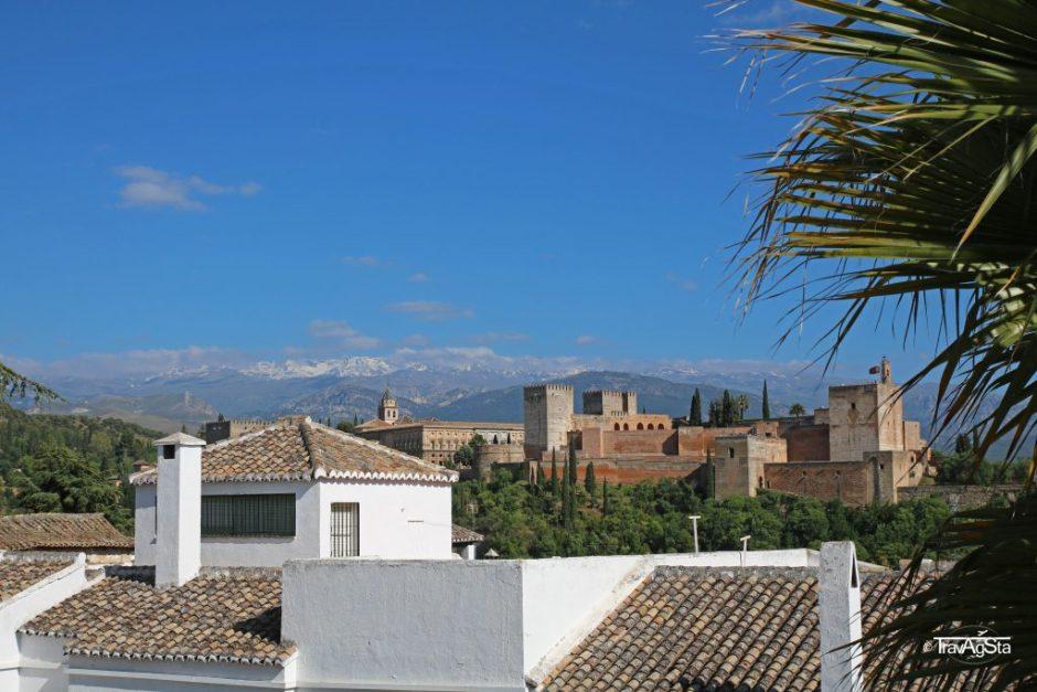 Mirador San Nicolas, Granada, Andalusia, Spain