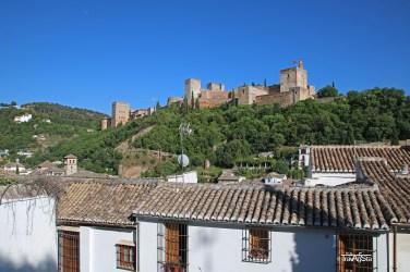 Mirador, Granada, Andalusia, Spain