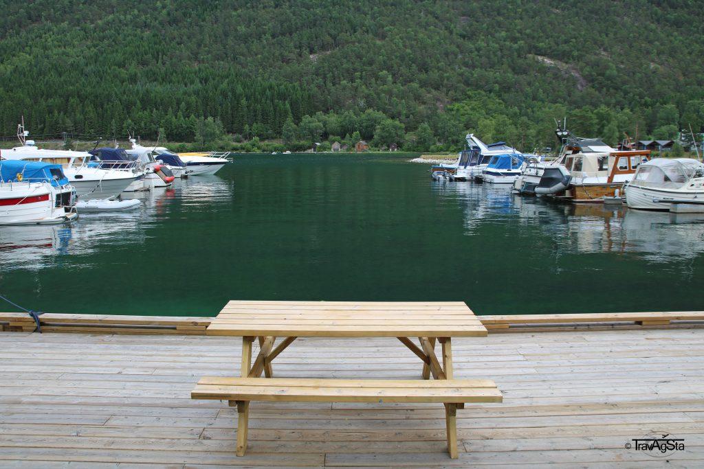 Husedalen, Kinsarvik, Sørfjord, Norway